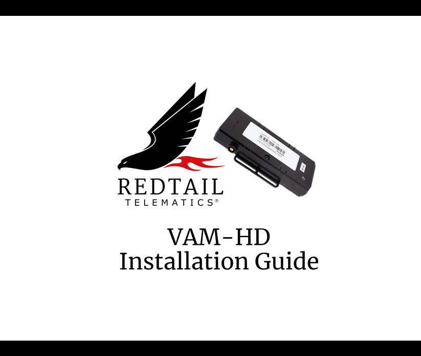 Redtail-VAM-HD-basic-install