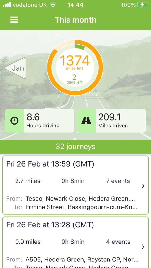 Redtail-Driver-App-journeys